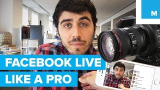 Download How to Facebook Live Like a Pro | Mashable Video