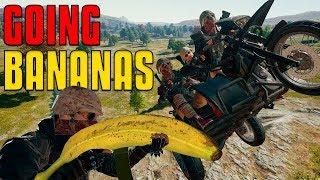 Download Going Bananas!   PUBG Video