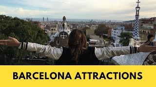 Download BARCELONA ATTRACTIONS: PRICES AND WHERE TO BUY THE TICKETS Video