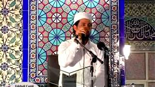 Download Bursa Edebali camii Kuran ziyafeti Mehmet Bilir Video
