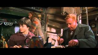 Download Harry Potter and the Chamber of Secrets - Harry's first time at the Weasley's home (HD) Video