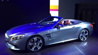 Download 2018 Mercedes Benz Sl Class Styling REVIEW Video