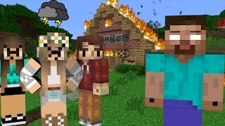 Download Why Herobrine Has No Friends - Minecraft Video