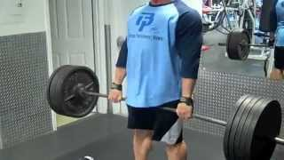 Download Ben Pakulski Heavy Deadlifts to Grow for 2012 Mr Olympia Video