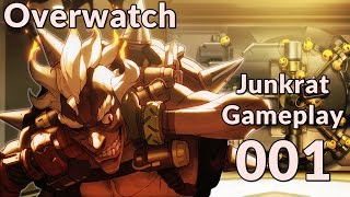Download Overwatch #001: Crazy Junkrat [Cyred] [Junkrat] [PC] Video