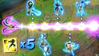 Download THE ULTIMATE FLASH MONTAGE - Best 200 IQ Flashes - League of Legends Video
