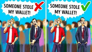 Download 10 Smart Tricks to Avoid Pickpockets Video