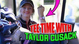Download PLAYING WITH TAYLOR CUSACK AT MONTREUX GOLF & COUNTRY CLUB / PART 1 Video