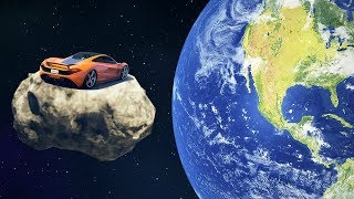 Download EXTREME CAR SPACE RACE! (GTA 5 Races) Video
