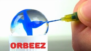 Download Experiment Grow Orbeez in Coca Cola, Fanta + Injections in Hydrogel Balls Video