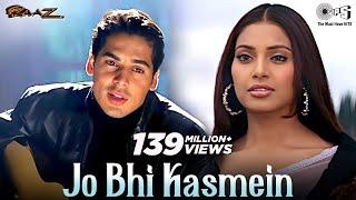 Download Jo Bhi Kasmein Full Video - Raaz | Bipasha Basu & Dino Morea | Udit Narayan & Alka Yagnik Video