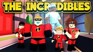 Download THE INCREDIBLES 2 IN JAILBREAK! (ROBLOX Jailbreak) Video