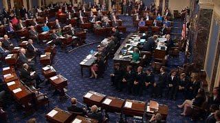 Download Pence breaks health care tie, McCain wants bipartisanship Video