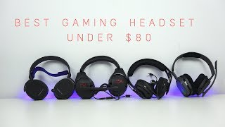 Download Best Gaming Headset under $80! Video