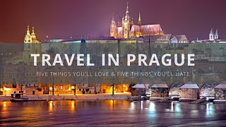 Download Visit Prague - 5 Things You Will Love & Hate about Prague, Czech Republic Video