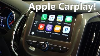 Download Apple Carplay/Android Auto in the 2016/2017 Chevrolet Cruze Video