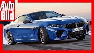 Download Zukunftsaussicht: BMW M8 (2019) Details/Erklärung Video