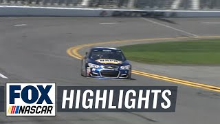 Download Chase Elliot Wins Pole Position - Daytona 500 - 2016 NASCAR Sprint Cup Video