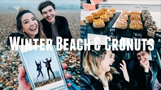 Download WINTER BEACH & CRONUTS Video