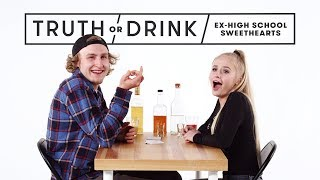 Download Ex High School Sweethearts | Truth or Drink | Cut Video