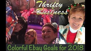 Download Thrifty Business Season 5 #6 Colorful Ebay Goals for 2018 Video