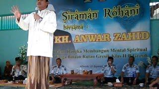 Download CERAMAH KH ANWAR ZAHID di RUTAN (RUMAH TAHANAN) GRESIK - TOBAT Video