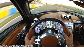 Download YOU Drive the Pagani Huayra Fast! Video