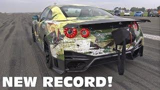 Download NEW European Half Mile Record: 367kmh / 228mph Video