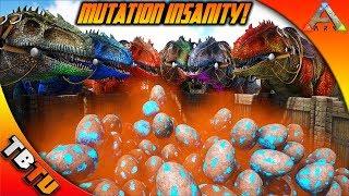 Download 🔥 1,000 GIGA EGGS! EPIC GIGA MUTATIONS! GIGANOTOSAURUS COLOR MUTATIONS! Ark Survival Evolved Video