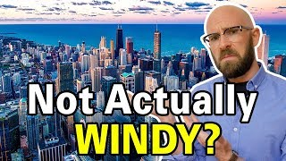 Download The Surprisingly Interesting Reason Chicago is Called ″The Windy City″ Has Nothing to Do With Wind Video