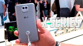 Download LG X Series, primeras impresiones #IFA16 Video