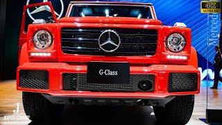 Download (4K)Mercedes-Benz G350d designo manufaktur Edition メルセデスベンツ・G350 d デジーノ Video