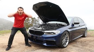 Download 606HP Dinan BMW M550i Review - FASTER THAN AN M5?! Video