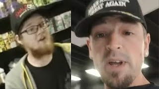 Download Vape Shop Employee FIRED After Throwing Temper Tantrum Video