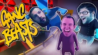 Download I FORGOT TO EAT MY EGGS THIS MORNING! | Gang Beasts (Funny Moments) Video