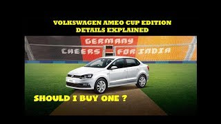 Download Volkswagen Ameo | Cup Edition | CarDestiny Video