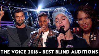 Download The Voice 2018 TOP-10 BEST Blind Auditions In the World Video
