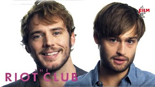 Download Sam Claflin, Max Irons + Douglas Booth on The Riot Club Video