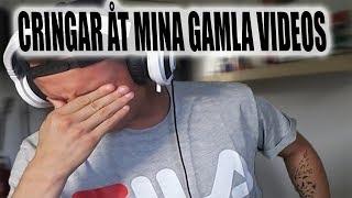 Download CRINGAR ÅT MINA GAMLA VIDEOKLIPP SOM NI INTE SETT (CRINGEVARNING) Video