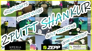 Download Golf swing at the gym | Instagram posts Video