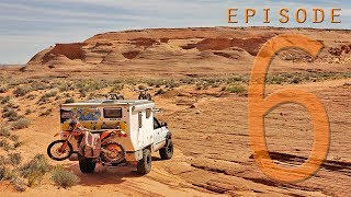 Download EP:06 FULL TIME TRUCK CAMPER LIVING - No Plans are the BEST Plans Video