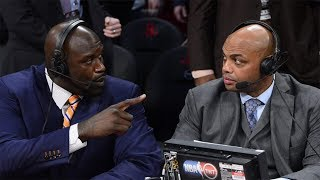 Download Best Shaq & Charles Barkley Heated Moments (Inside the NBA) Video