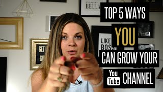 Download How to Grow Your YouTube Channel FAST Video
