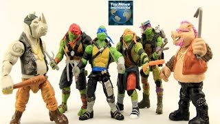 Download Teenage Mutant Ninja Turtles 2: Out Of The Shadows Movie Action Figures Overview Video