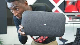 Download Google Home Max Review: $400 Smart Speaker? Video