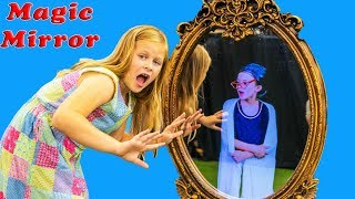 Download Assistant Uses The Magic Mirror To Find Old Lady Crystal and Her Squishies Video