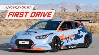 Download Driving the Hyundai RM19 Prototype...and then some Video