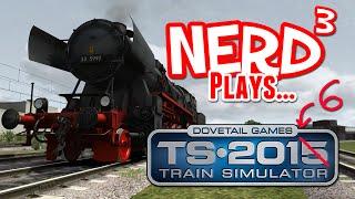 Download Nerd³ Plays... Train Simulator 2016 Video