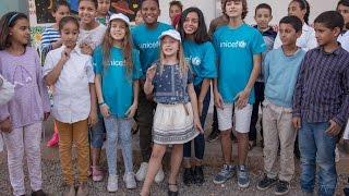 Download Les Kids United avec les enfants du Maroc pour l'UNICEF ! Video