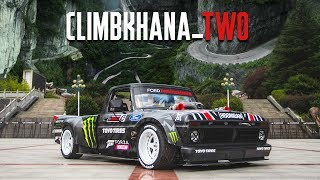 Download Ken Block's Climbkhana TWO: 914hp Hoonitruck on China's Most Dangerous Road; Tianmen Mountain Video
